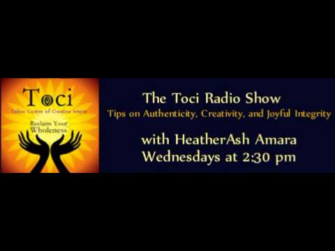 Toci Radio with HeatherAsh Amara