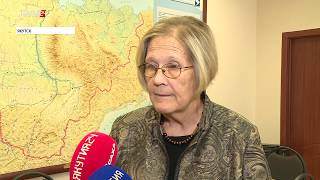 Американский миротворец Энн Райт посетила Якутск