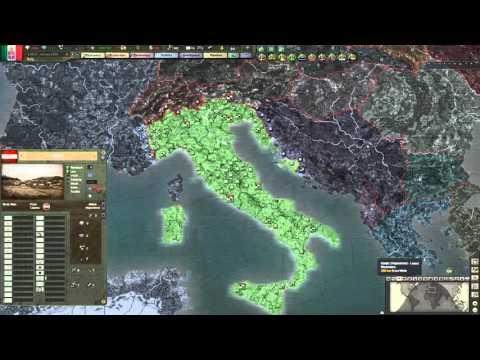 Hearts of Iron 3 - Black Ice 8.5 -  Italy [6] Storming the Beach!