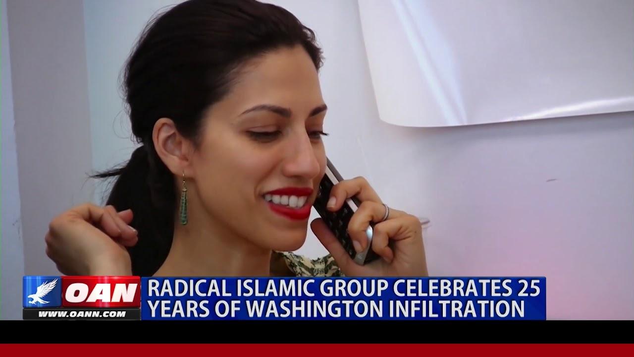 OAN Network - Radical Islamic group celebrates 25 years of Washington inflation