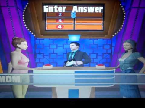 how to play family feud on xbox 360