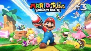 Twitch Livestream   Mario + Rabbids Kingdom Battle Part 3 [Switch]