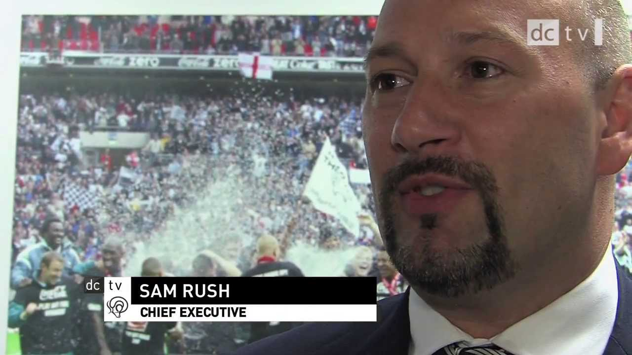 Sam Rush on 125 Anniversary
