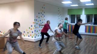 16/09/2015 Second dance lesson in new season (pro Poznyaki)