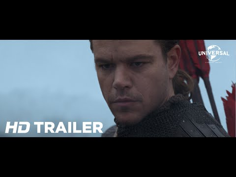 The Great Wall HD Trailer