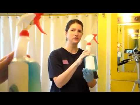 how to defog bathroom mirror demo on how to apply mixture