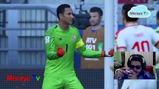 Costa Rica Vs Serbia  FIFA 2018 World Cup