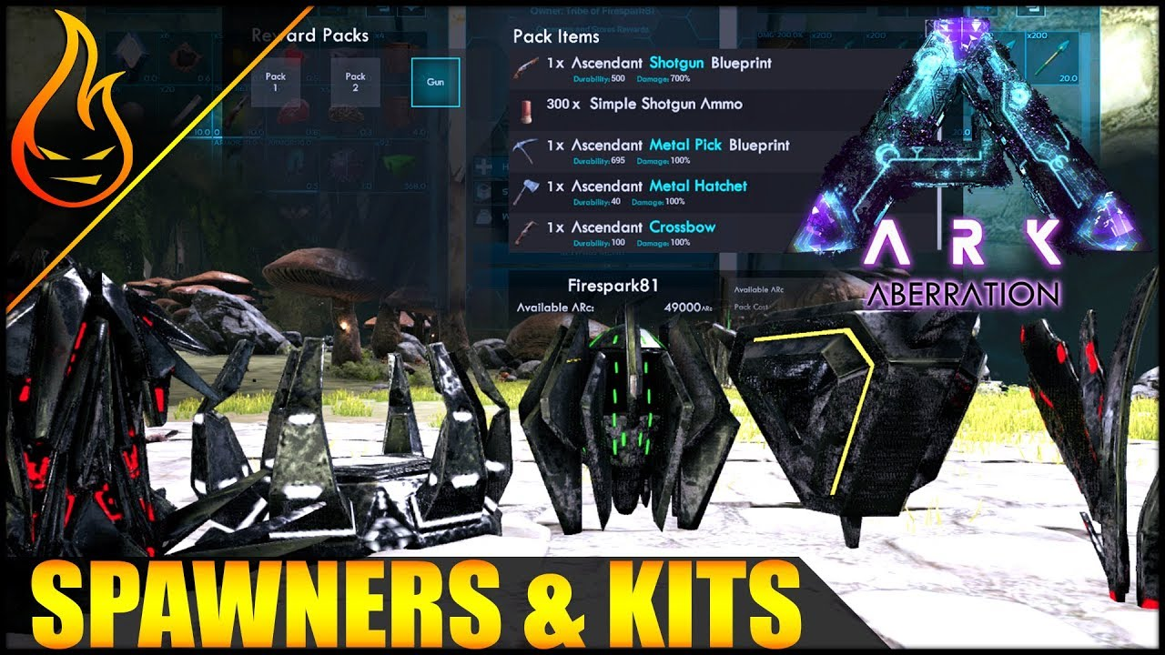 Ark Mods Weekly Featuring TCs Auto Rewards, Simple Spawners And Dino  Costumes