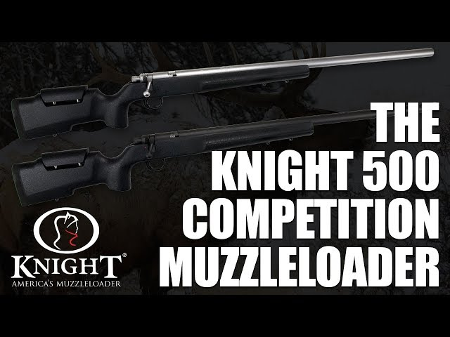 Muzzleloaders by Knight - The Knight 500