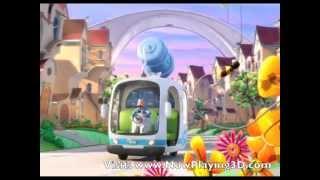 Dr Seuss The Lorax Trailer New 2012
