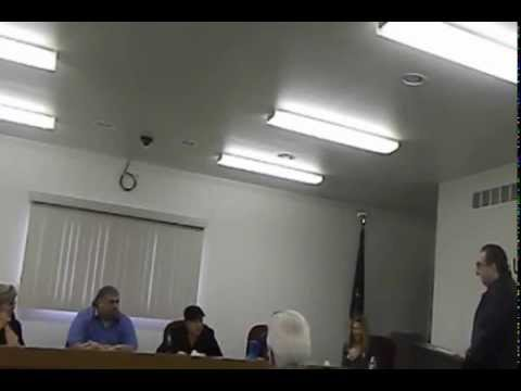 """Clerk Lori Russelburg says Cottrellville """"Has nothing to do with Open Meetings Act"""""""