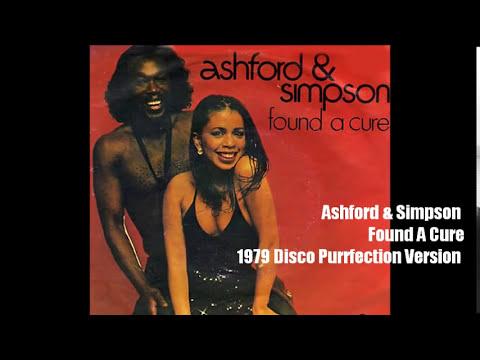 Ashford & Simpson ~ Found A Cure 1979 Disco Purrfection Version