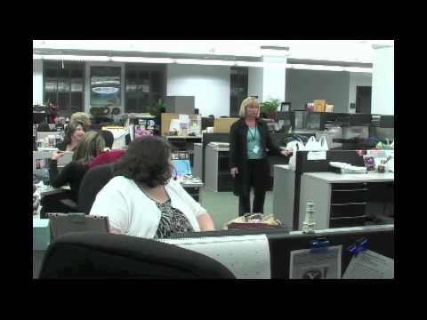 San Antonio Express-News - The Office (part 1)