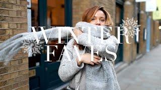 MY WINTER FASHION FAVOURITES | Samantha Maria