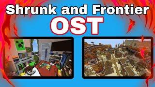 Minecraft battle mini game western and shrunk music