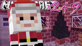 Minecraft | CHRISTMAS FESTIVITIES!! | Diamond Dimensions Modded Survival #249