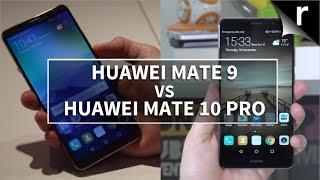 Huawei Mate 10 Pro vs Mate 9: Upgrade worthy?