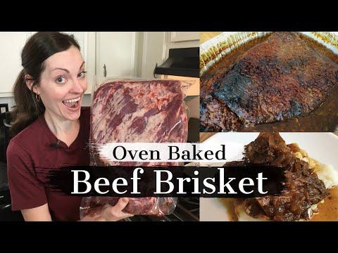 Easy Braised Brisket