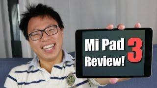 Xiaomi Mi Pad 3 Review: Don