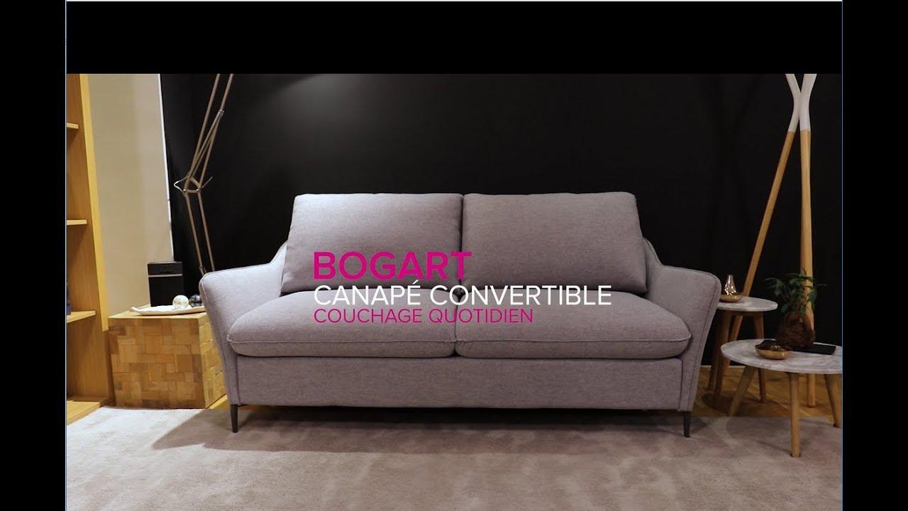 Maison Du Convertible Avis #laminuteconvertible ep.15: bogart - canapé convertible | la maison  convertible