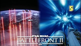 Star Wars: Lets Play Star Wars Battlefront 2 Einzelspieler Kampagne Teil 5 [Star Wars Basis zockt]