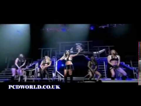 Pussycat Dolls - Sway (Live @ MEN Arena - Manchester, England Concert - TV Airing)