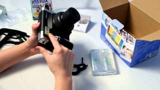 Fuji Guys - Fujifilm Instax Wide 300 - Unboxing & Getting Started