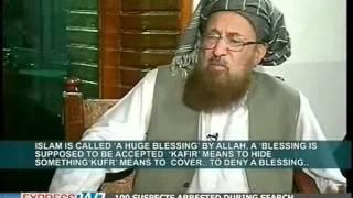 Kirsten Seymour interviews Mullah Omar