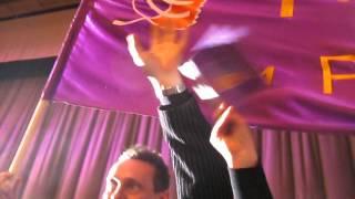 sobor privetstvie(Приветствие Рязанского региона в перекличке на Вселенском Соборе, состоявшемся в Москве 26 ноября 2012 года..., 2013-02-20T19:13:25.000Z)