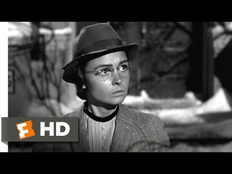 It's a Wonderful Life (7/9) Movie CLIP - Mary The Old Maid (1946) HD