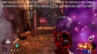 Black Ops 3 Zombie Glitches - Round Skip Glitch + Unlimited Max Ammo! GET TO ROUND 250+