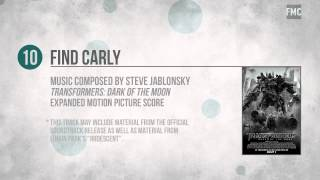 Find Carly (Transformers: Dark of the Moon Expanded Score) Resimi