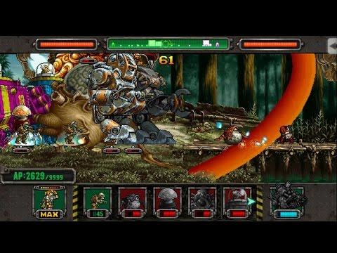[HD]Metal slug defense. WIFI!  ALL 999 UNIT  Deck!!! (1.39.0 ver)