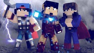 Minecraft: ORESPAWN SAGA HEROIS - INTRO Л AMENIC Ы