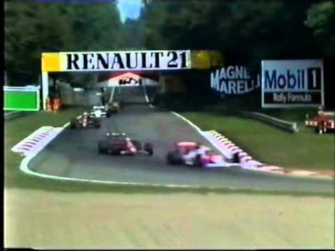 Senna vs Prost - 1988 Italian Grand Prix