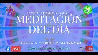 MEDITACIÓN DEL DÍA- VOLUNTAD 011