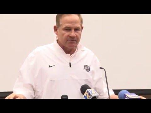 Les Miles Discusses LSU's Texas Bowl Appearance