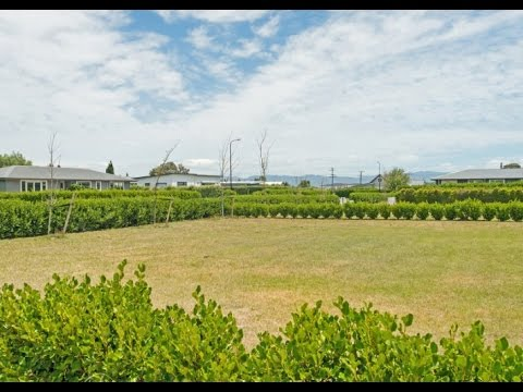 Lifestyle Packages For Sale | Pinot Grove, Martinborough , South Wairarapa | Alice Stewart