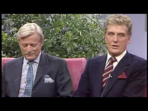 Robert Stack with old friends Jerry Paris and Bill Orr Pt.3
