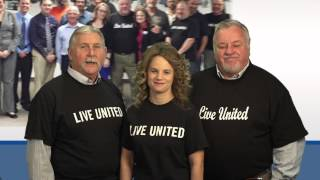 IBEW Local 43 Supports United Way of the Valley & Greater Utica Area