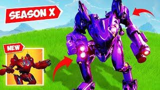 10 *NEW* Fortnite Updates Only In Season X