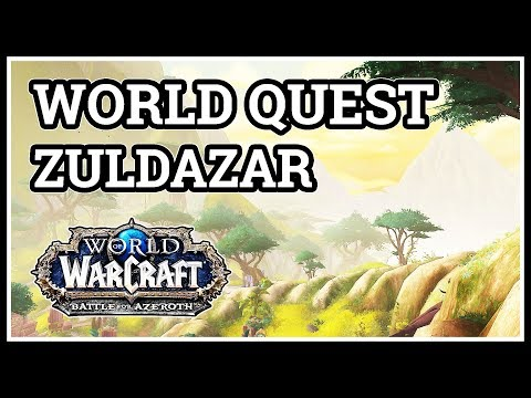 Biting the Hand that Feeds Them WoW World Quest