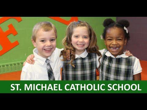 Saint Michael Catholic School Promo Video