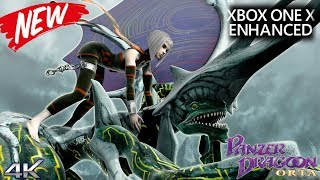 Panzer Dragoon Orta - Xbox One X Enhanced 4k Gameplay #1 (2160p 60fps)