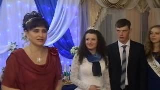 Отзыв обо мне на свадьбе 7 мая 2016 г. Омск. Надежда Фот 89088009237