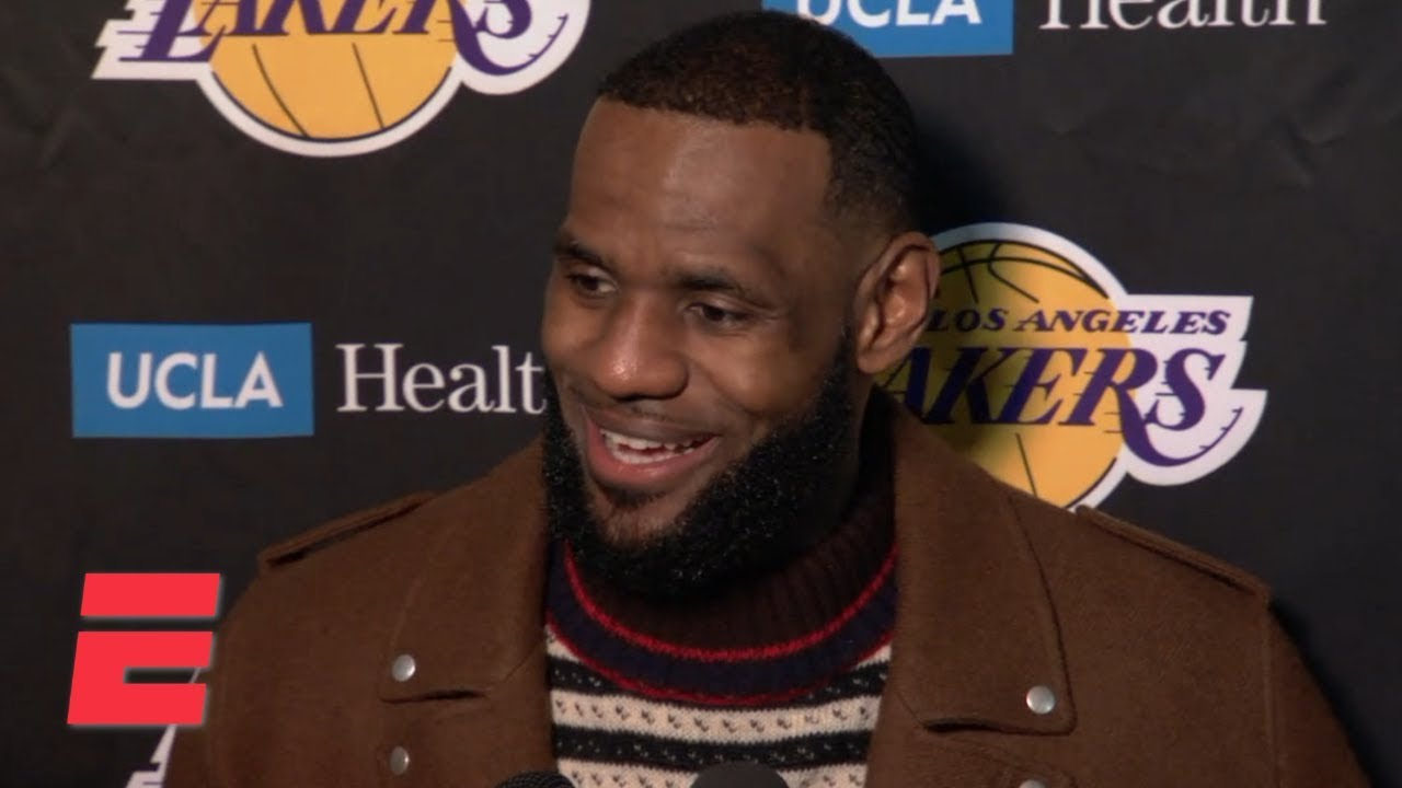 LeBron James 'ecstatic' to be back after Lakers' OT win vs. Clippers | NBA Sound