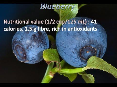 ✔ Top Ten Healthy Fruits: Fruit Benefits & Heart Health