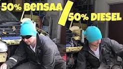 BENSAA 50% TURBODIESELIIN