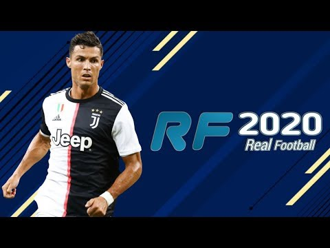 Real Football 2020 Android Offline 600MB Best Graphics New Kits & Transfers Update