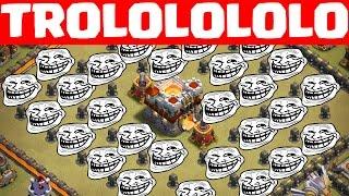 NEUE TROLLBASE! || CLASH OF CLANS || Let's Play CoC [Deutsch/German HD+]